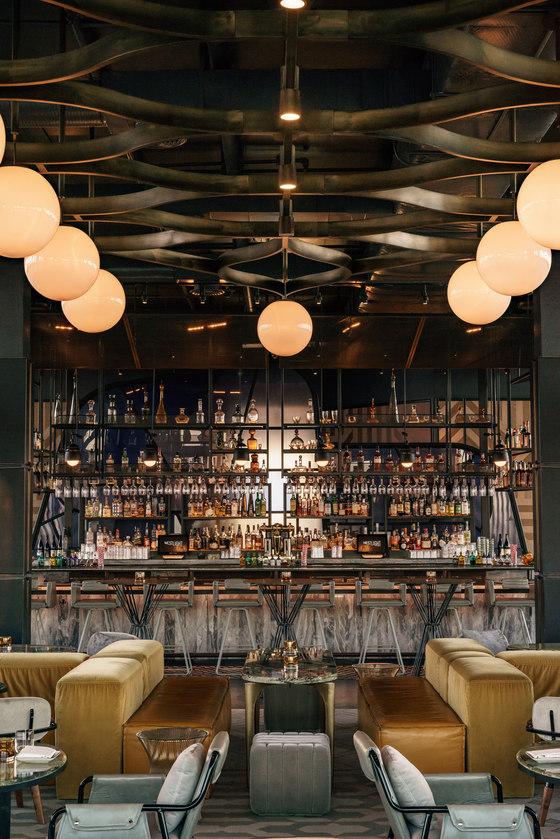 by Studio Munge   Bar interiors