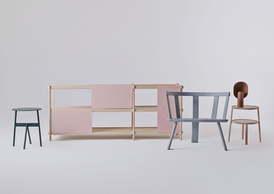 Trio Tables by MSDS Studio | Prototypes