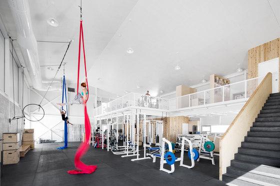 La Taule - Training center by Microclimat | Sports halls