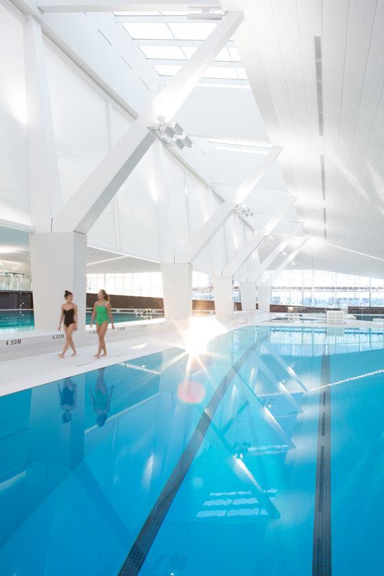 UBC Aquatic Centre by MJMA | Indoor swimming pools
