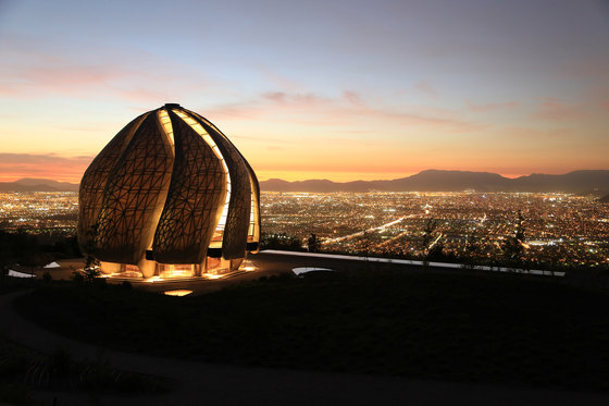 Bahai Temple of South America by Hariri Pontarini Architects | Church architecture / community centres