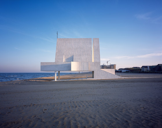 Seashore Chapel by Vector Architects | Church architecture / community centres