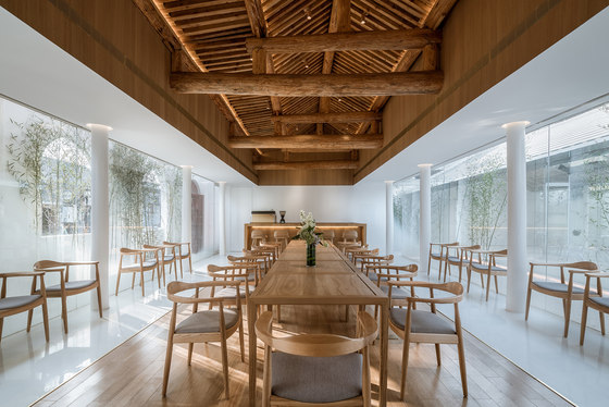 Layering Courtyard by ArchStudio | Hotels