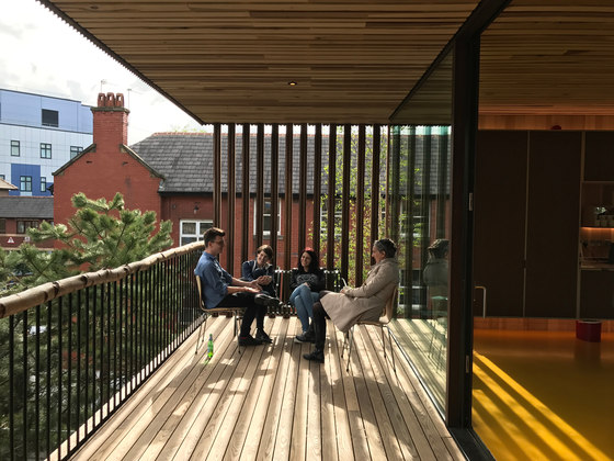 Maggie's Oldham by dRMM | Therapy centres / spas
