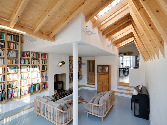 Harcombe by forresterarchitects | Detached houses
