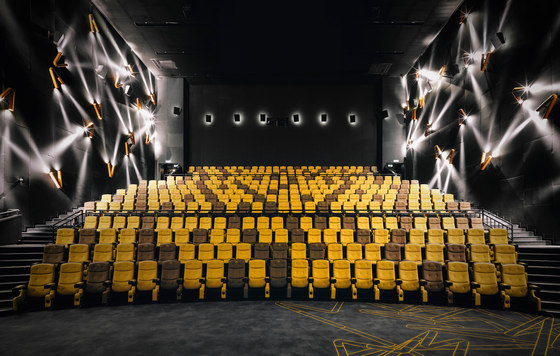 Shanghai Omnijoi International Cinema by One Plus Partnership | Cinema complexes