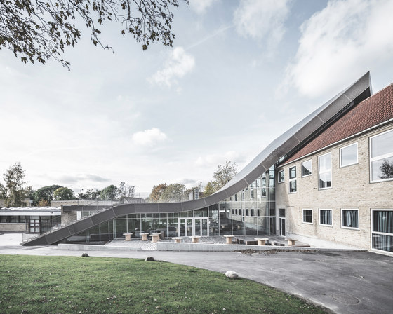 Mariehøj Cultural Centre by WE Architecture | Church architecture / community centres