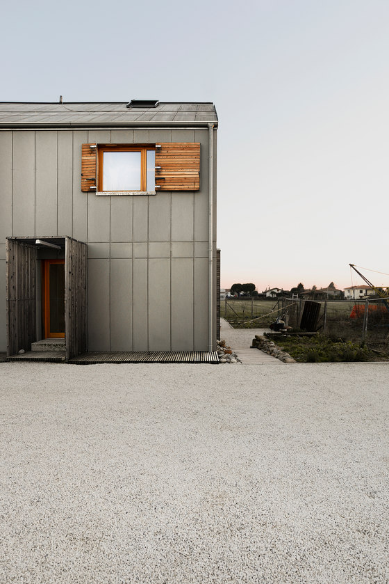 Casa CM by Paolo Carlesso | Detached houses