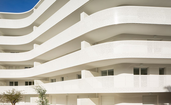 La Barquière by Pietri Architectes   Apartment blocks