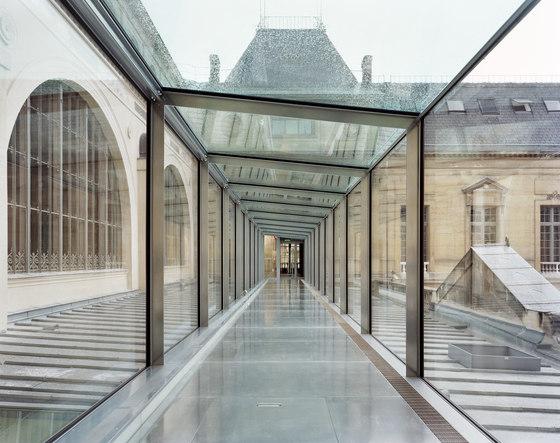 The Richelieu Quadrangle Di Bruno Gaudin Architectes Edifici Amministrativi