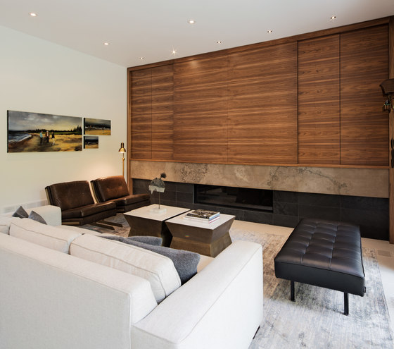 Heathdale Residence by TACT Architecture and Design | Semi-detached houses