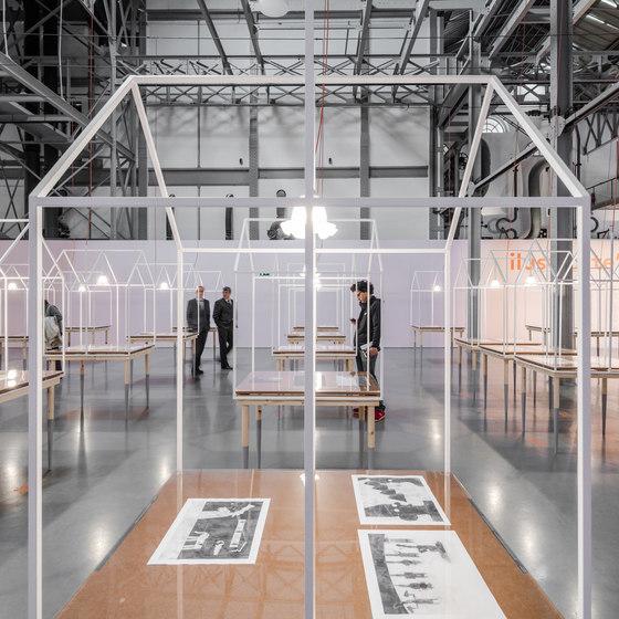 ILUSTRARTE'16, Biennial International Exhibition of Children's Books Illustration by Pedro Cabrito | Isabel Diniz arquitectos | Installations