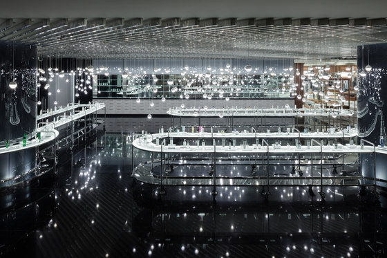 Siam Discovery – The Exploratorium de nendo | Intérieurs de magasin