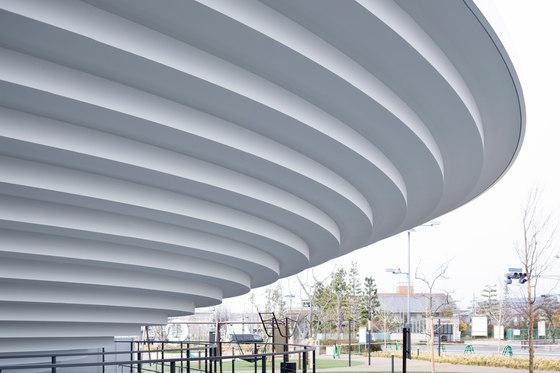 Tenri Station Plaza CoFuFun di nendo | Impianti sportivi