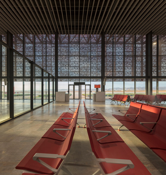 Guelmim Airport by Groupe 3 Architectes | Airports