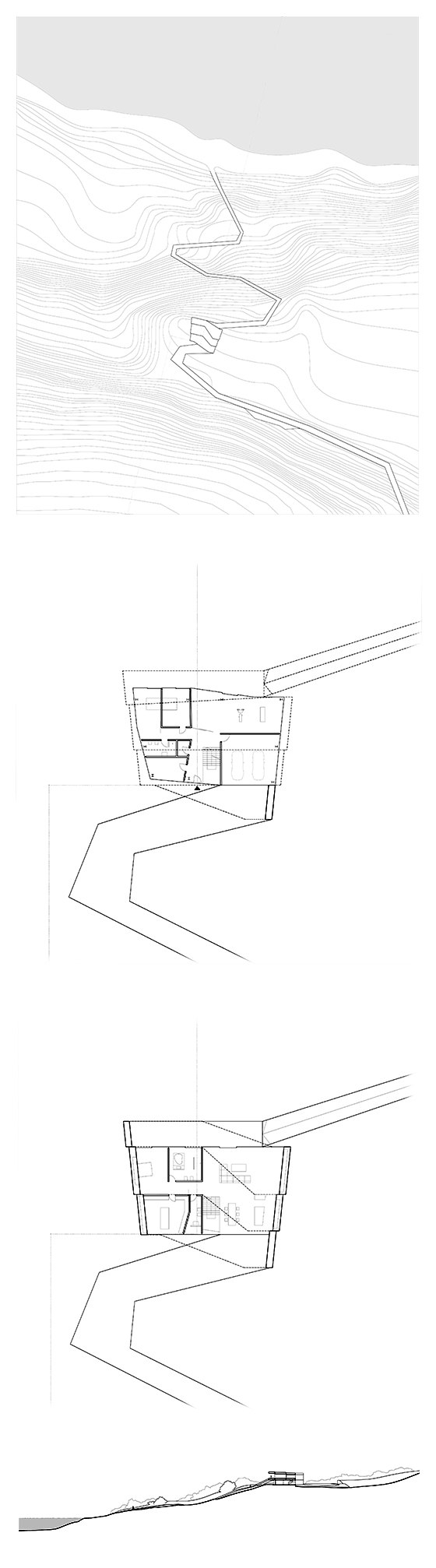 By the Way House by Robert Konieczny KWK Promes | Detached houses
