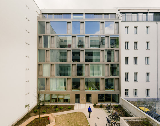 cb19 by zanderroth architekten | Apartment blocks