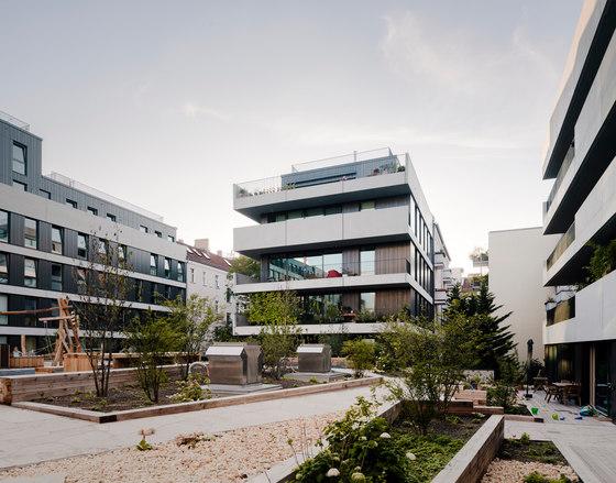 pa1925 by zanderroth architekten | Apartment blocks