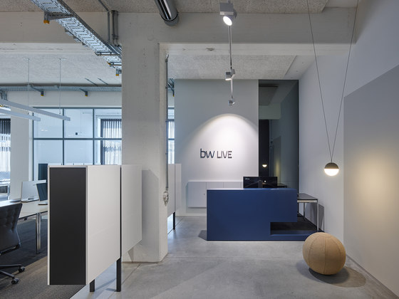 Office BW live de Studio Alexander Fehre   Oficinas