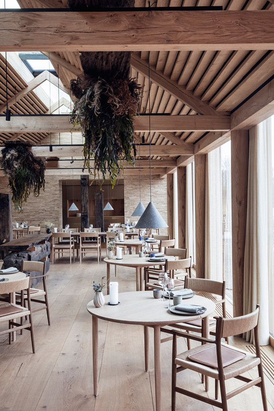 Noma by studio david thulstrup restaurant interiors - Bar cuisine studio ...
