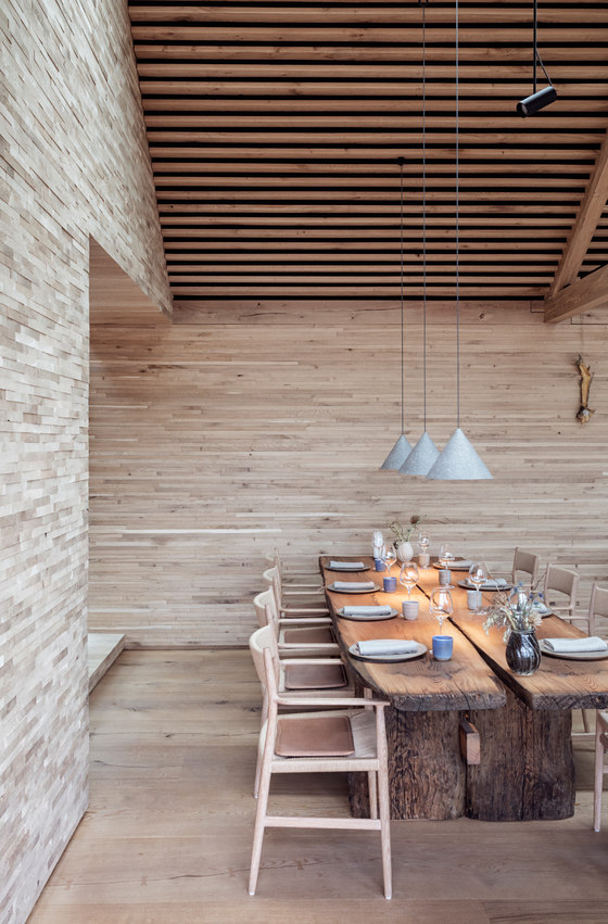 Noma By Studio David Thulstrup Restaurant Interiors