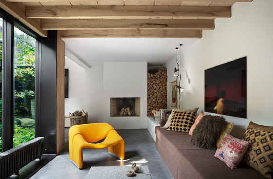 Peter's House by Studio David Thulstrup | Living space