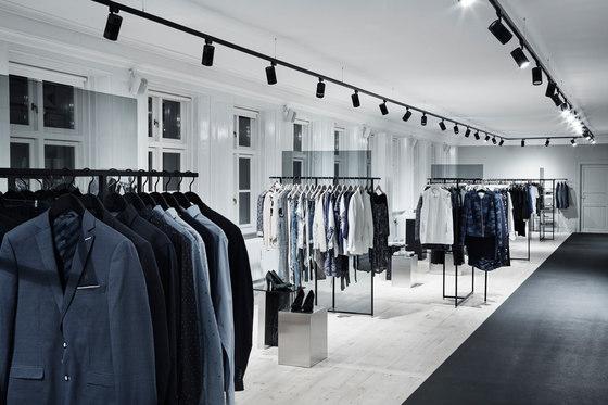 PRD Agency de Studio David Thulstrup   Intérieurs de magasin