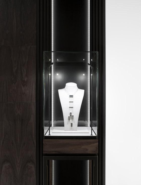Georg Jensen Mount Street de Studio David Thulstrup | Intérieurs de magasin