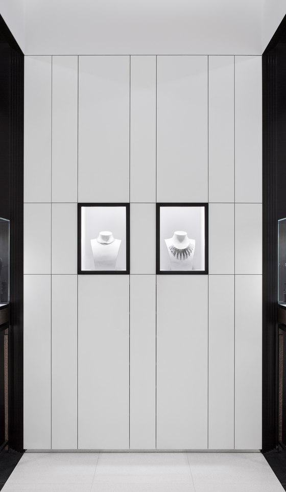 Georg Jensen Munich de Studio David Thulstrup | Intérieurs de magasin