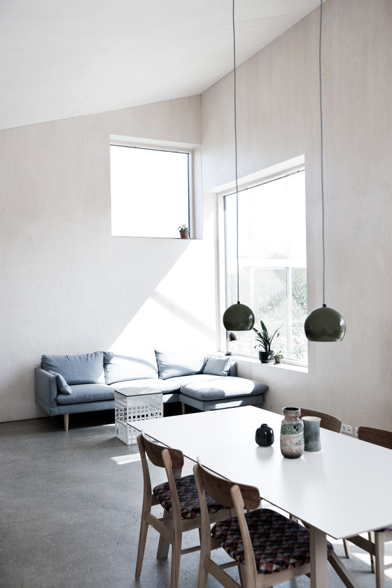 The Green House by Sigurd Larsen | Living space