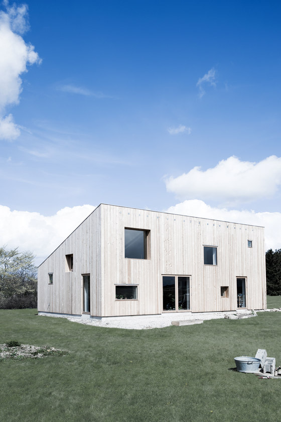 The Light House by Sigurd Larsen | Detached houses