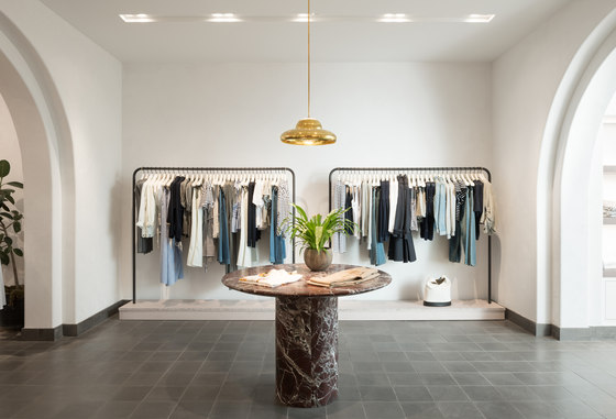 A.L.C. Soho by Janson Goldstein LLP | Shop interiors