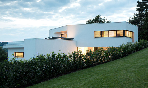 House bunkherr by philipp architekten detached houses - Philipp architekten ...
