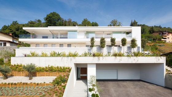 House Lombardo by Philipp Architekten | Detached houses