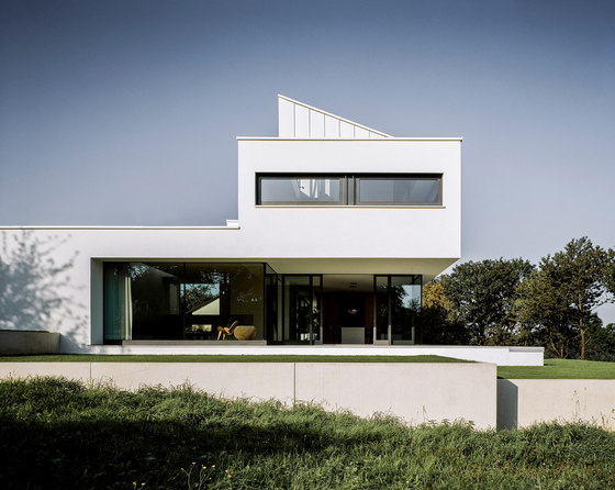House philipp by philipp architekten detached houses - Philipp architekten ...