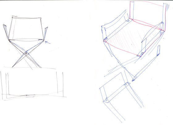 Remarkable Ciak By Emu By Stefan Diez Prototypes Squirreltailoven Fun Painted Chair Ideas Images Squirreltailovenorg