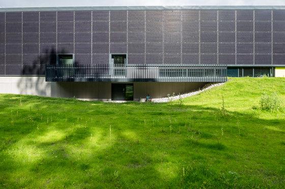 Holmen Aquatics Center by ARKÍS | Indoor swimming pools