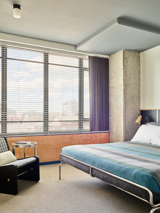 Ace Hotel Chicago by Commune Design | Hotel interiors
