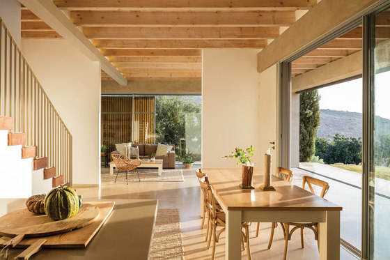 Residence in the Galilee di Golany Architects | Case unifamiliari