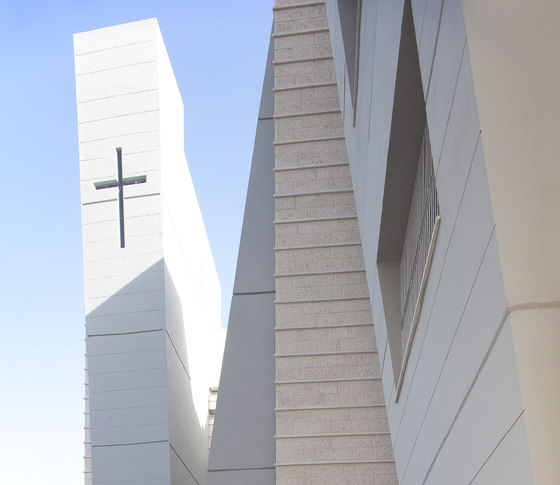 Ramle Christian Orthodox school by Israelevitz Architects | Schools