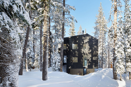 Troll Hus by Mork-Ulnes Architects | Detached houses