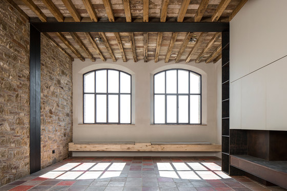 Podere Navigliano by Ciclostile Architettura | Detached houses