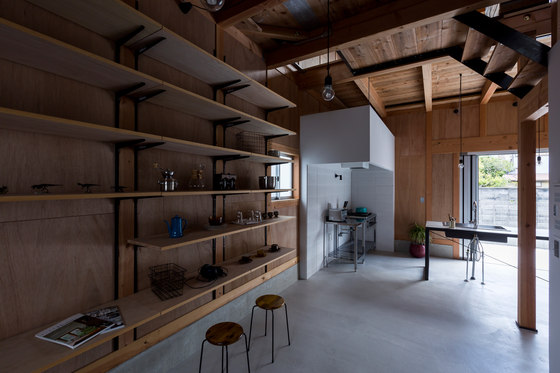 Ishibe house by ALTS Design Office | Detached houses
