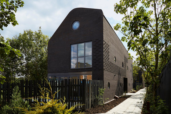 Domino Houses by Studio Verve Architects | Detached houses