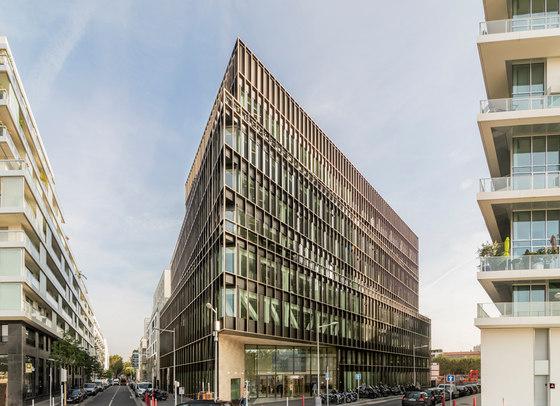 YOU Lot YA by Studioninedots | Office buildings