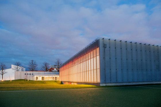 NOBIS - EFTERSLÆGTEN Sportscentre by LAARK - Laungaard Arkitekter   Sports halls