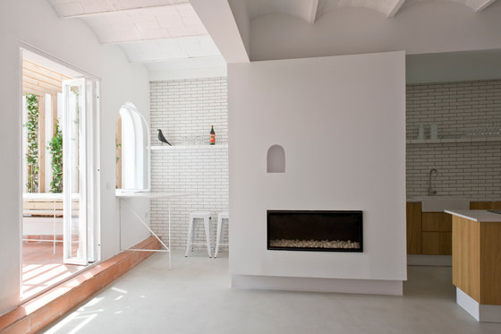 Rocha apartment by CaSA - Colombo and Serboli Architecture | Living space