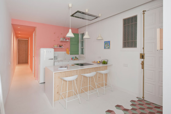 Tyche Apartment by CaSA - Colombo and Serboli Architecture | Living space