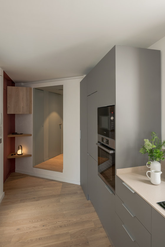 T111 Apartment by CaSA - Colombo and Serboli Architecture | Living space