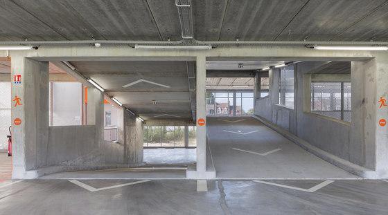 Mutable Parking Of La Plaine Images By De Alzua